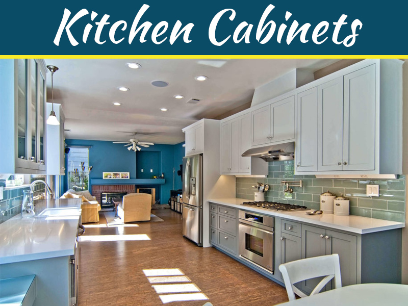 6 Fantastic Benefits Of Repainting Your Kitchen Cabinets