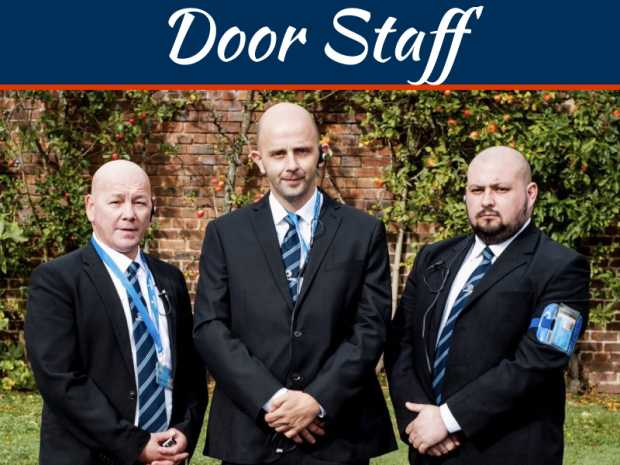 7 Advantages Of Hiring Professional Door Staff In Your Party