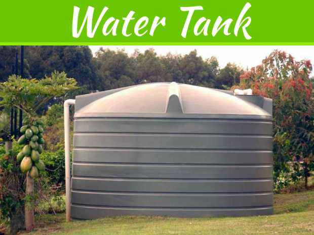 8 Things You Need To Know About Water Tank