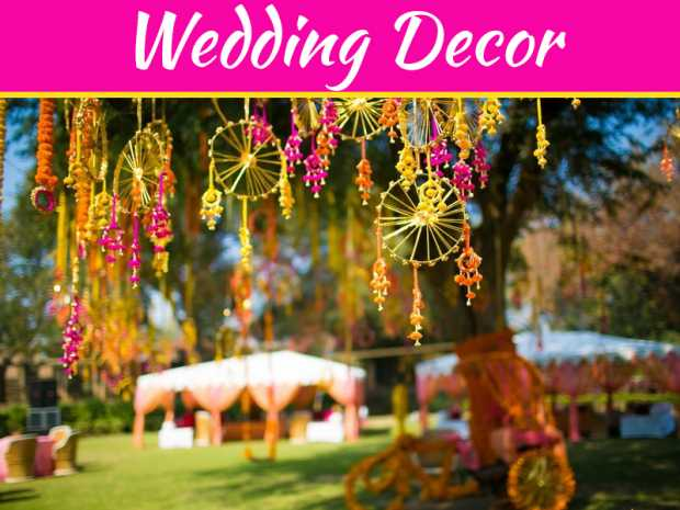 9 Ways Of Decorating Your Home For A Wedding