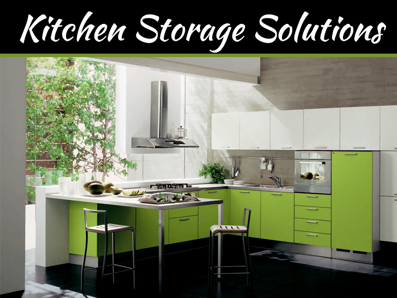 Best Types Of Kitchen Storage Solutions