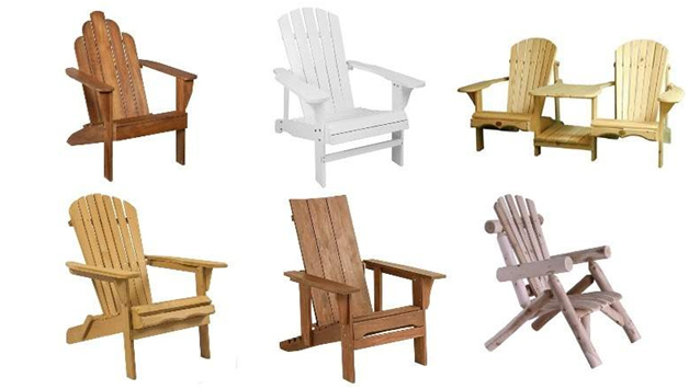 Classy, Versatile, And Comfortable Adirondack Chairs