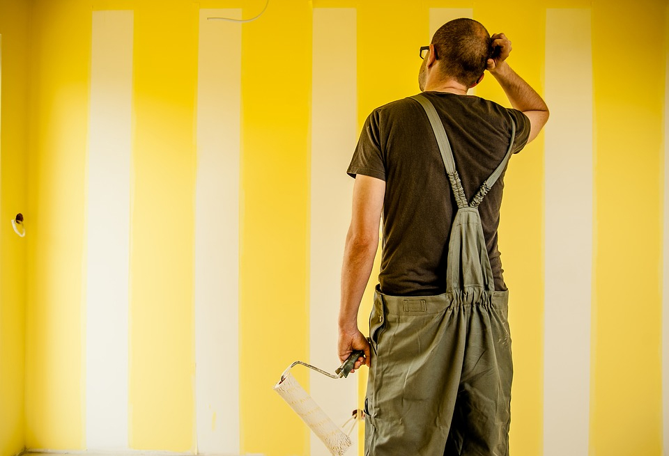 Cost Efficient Wall Painting Ideas