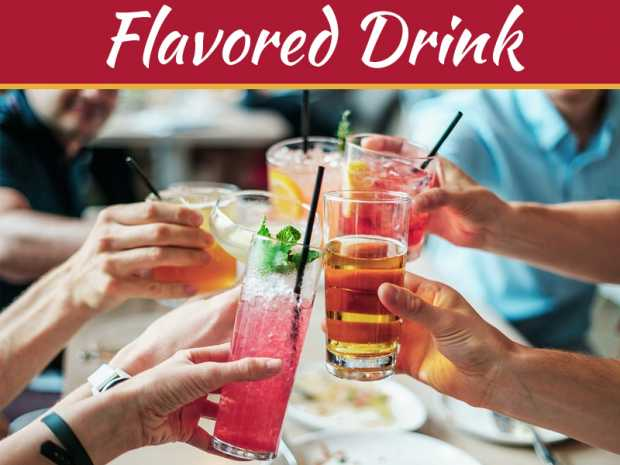Flavored Drink Ideas For Your Next Barbecue Party