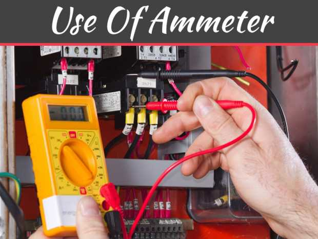 How To Measure Current Flow Using Ammeter