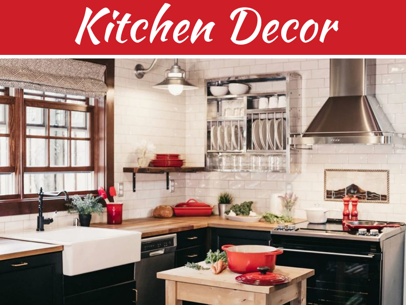How To Stylize Your Kitchen And Increase Its Aesthetic Appeal