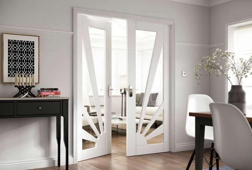 Living Room Door Design