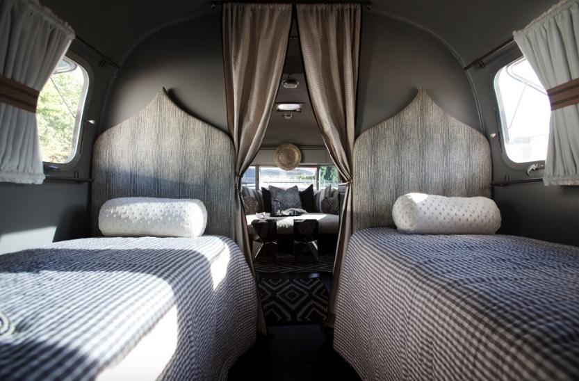 Luxury Caravans Theme Decoration