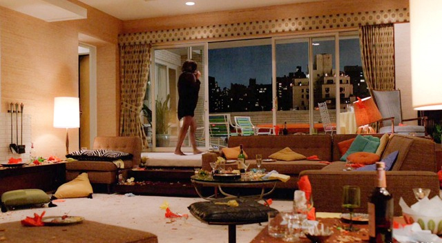 Mad Men (Don and Megan's bedroom)