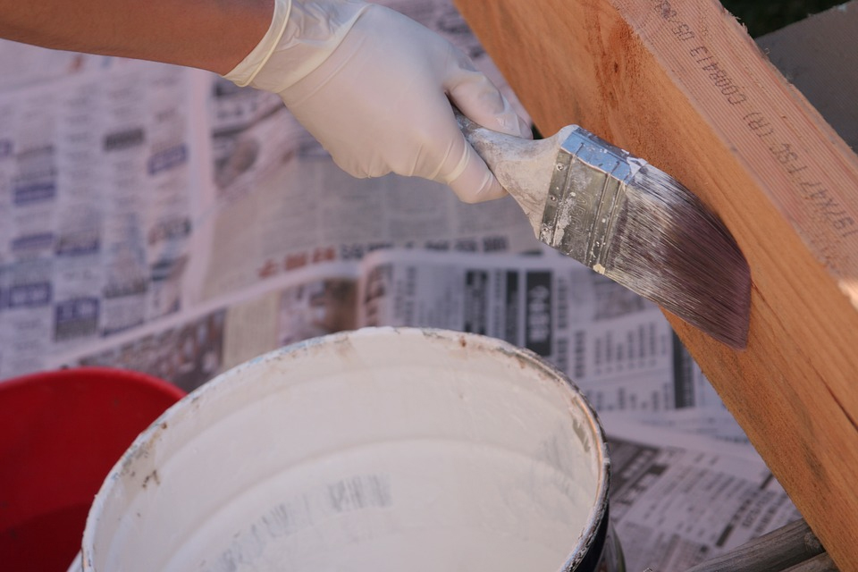 Safety Tips And Tools While Painting