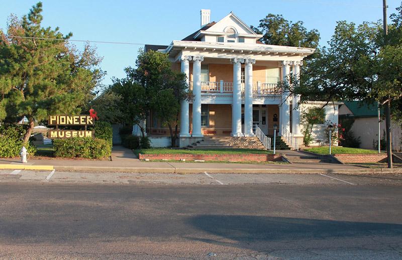 Pioneer Museum Texas
