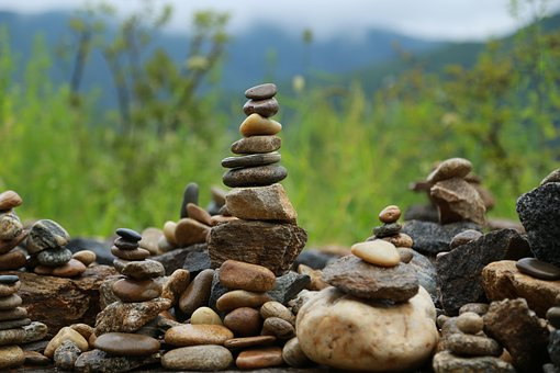Replace Old Landscape Rocks