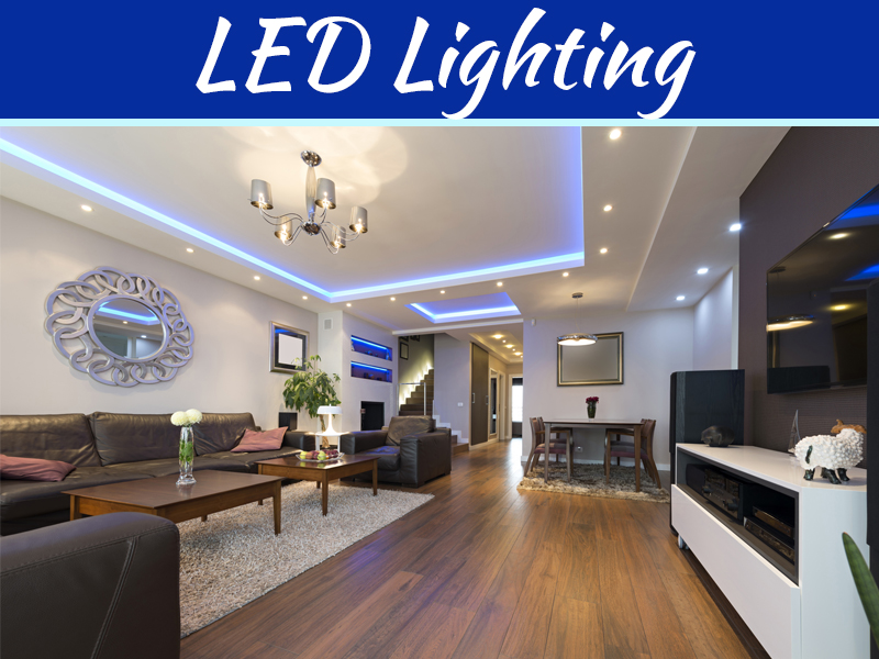 Using LED Lighting For Decoration While Saving Energy