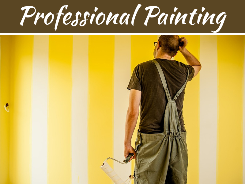 Why You Need To Hire A Professional Painting Company