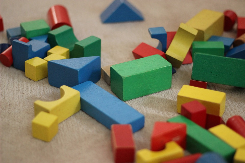 Wooden Blocks For Children
