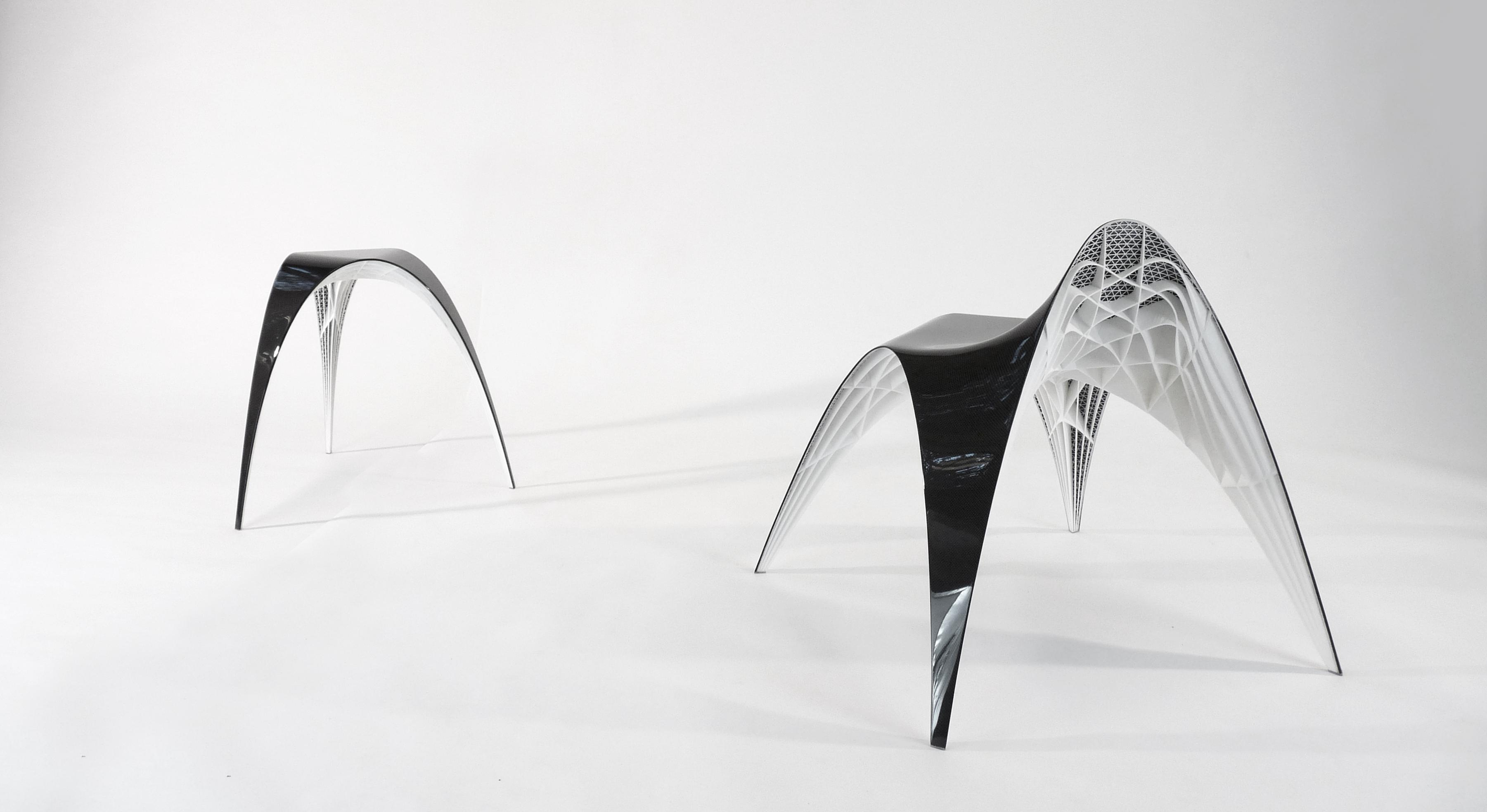 3D Printed Furniture Chair