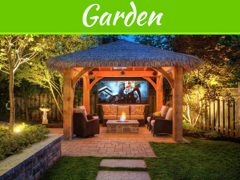 4 Delectable Design Ideas For Your Backyard And Garden