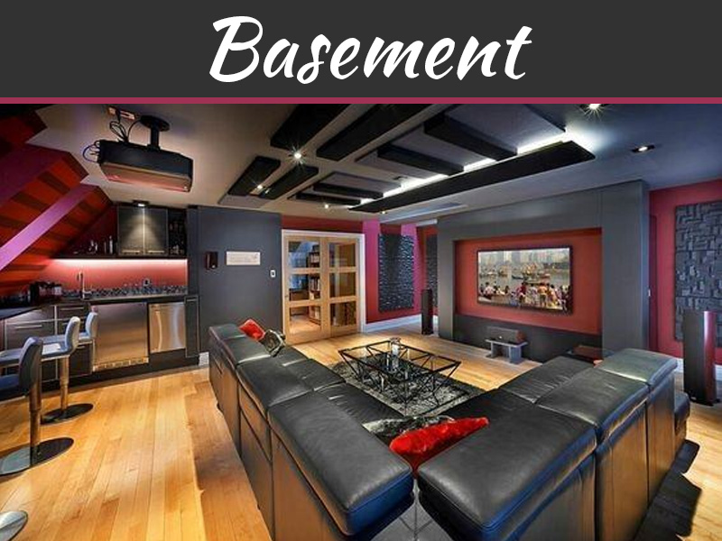 4 Design Tips For Creating A Sense Of Space In Your Basement