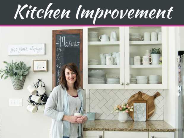 5 Affordable Kitchen Improvement Ideas