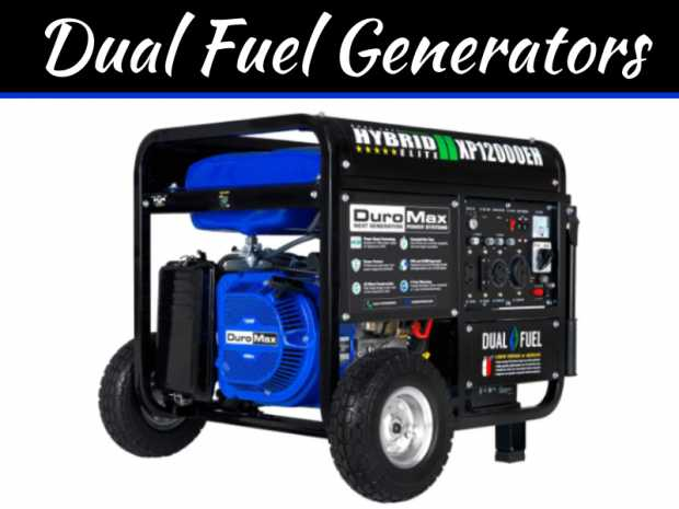 5 Pros And Cons Of Dual Fuel Generators