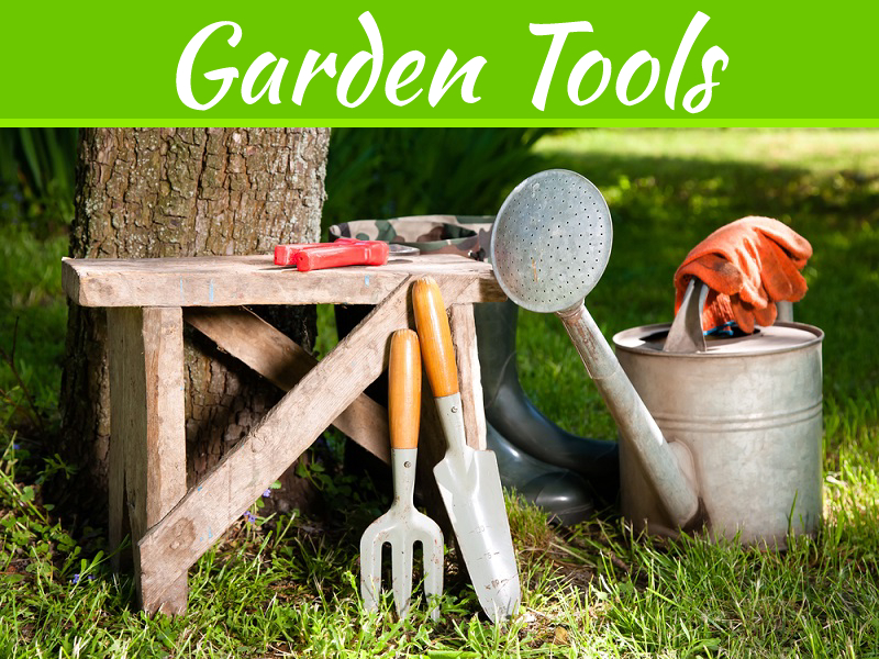 5 Tools You Absolutely Need For Your Garden