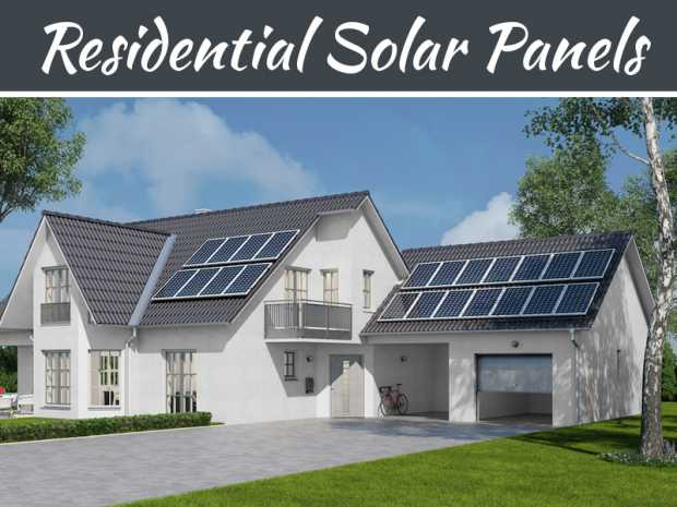 7 Advantages Of Residential Solar Panels