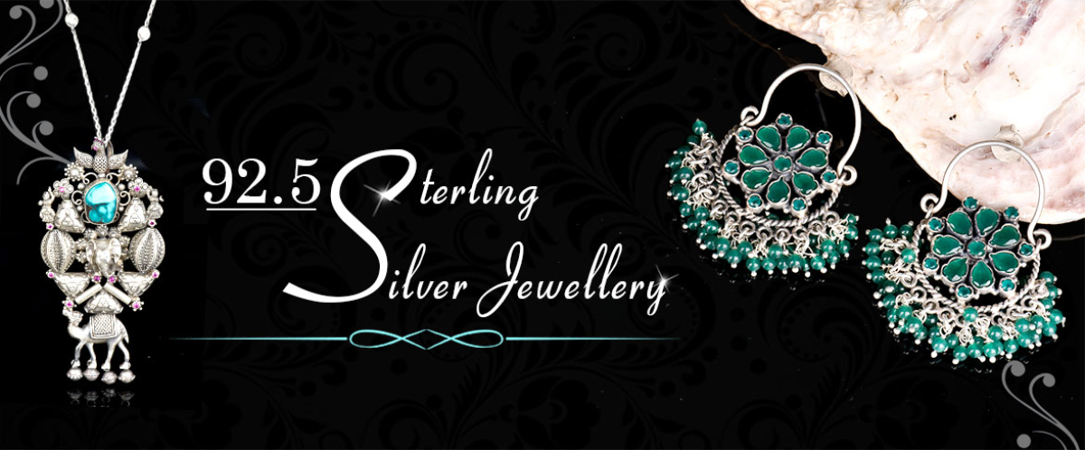 92.5 Sterling Silver Jewellery