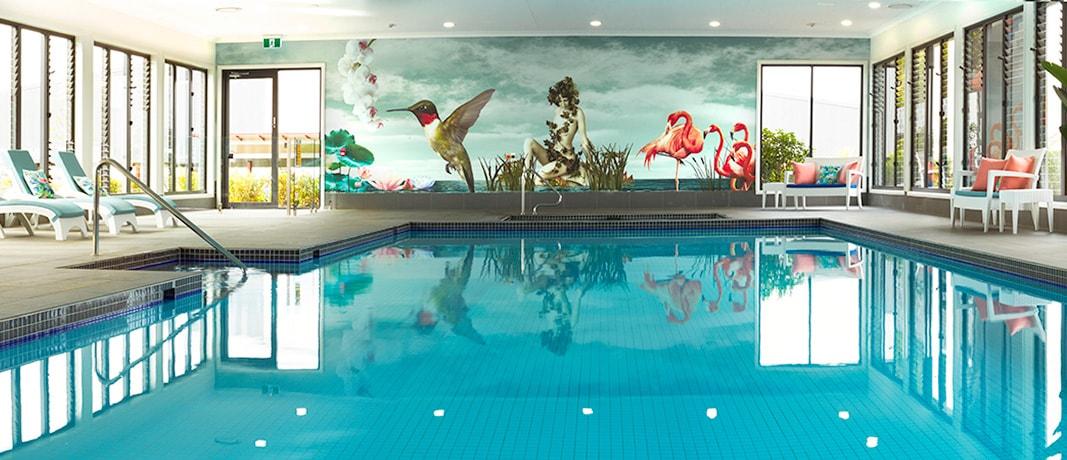 Life-Size Wallpaper