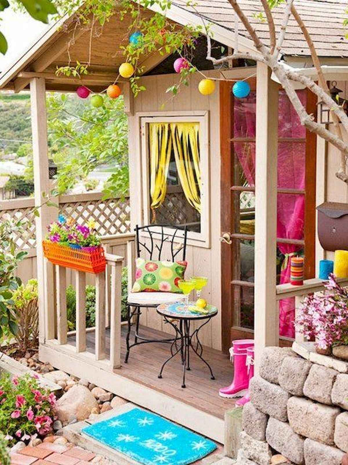 Awesome Diy Painted Garden Decoration Ideas For A Colorful Yard My Decorative