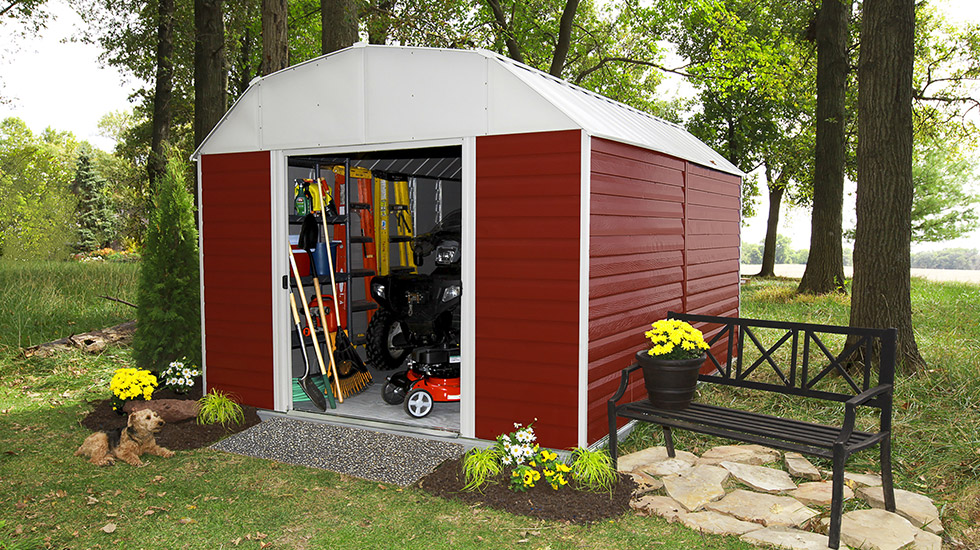 Red Barn Shed