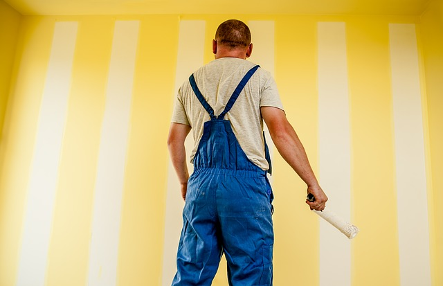 Should You Spray Paint Or Roll Your Interior Walls