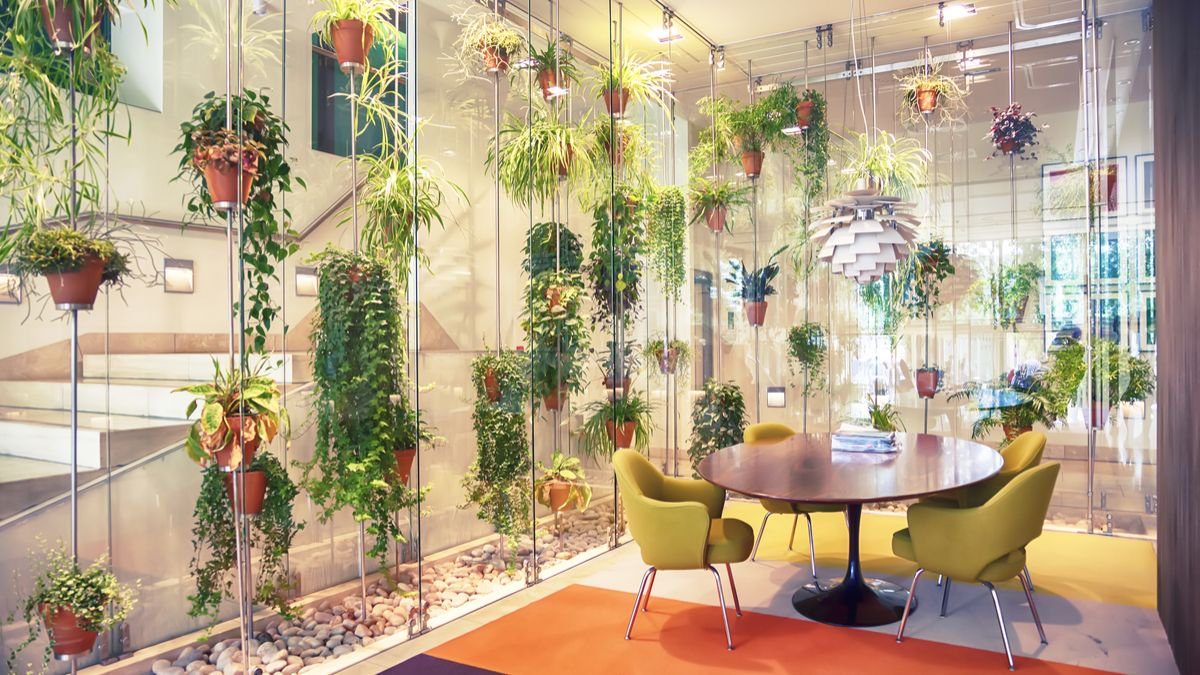 Greenery In Your Workspace