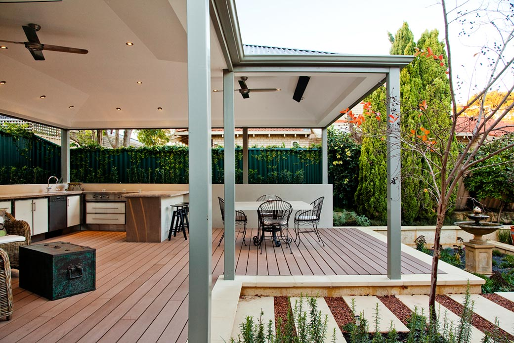 Alfresco Deck Design