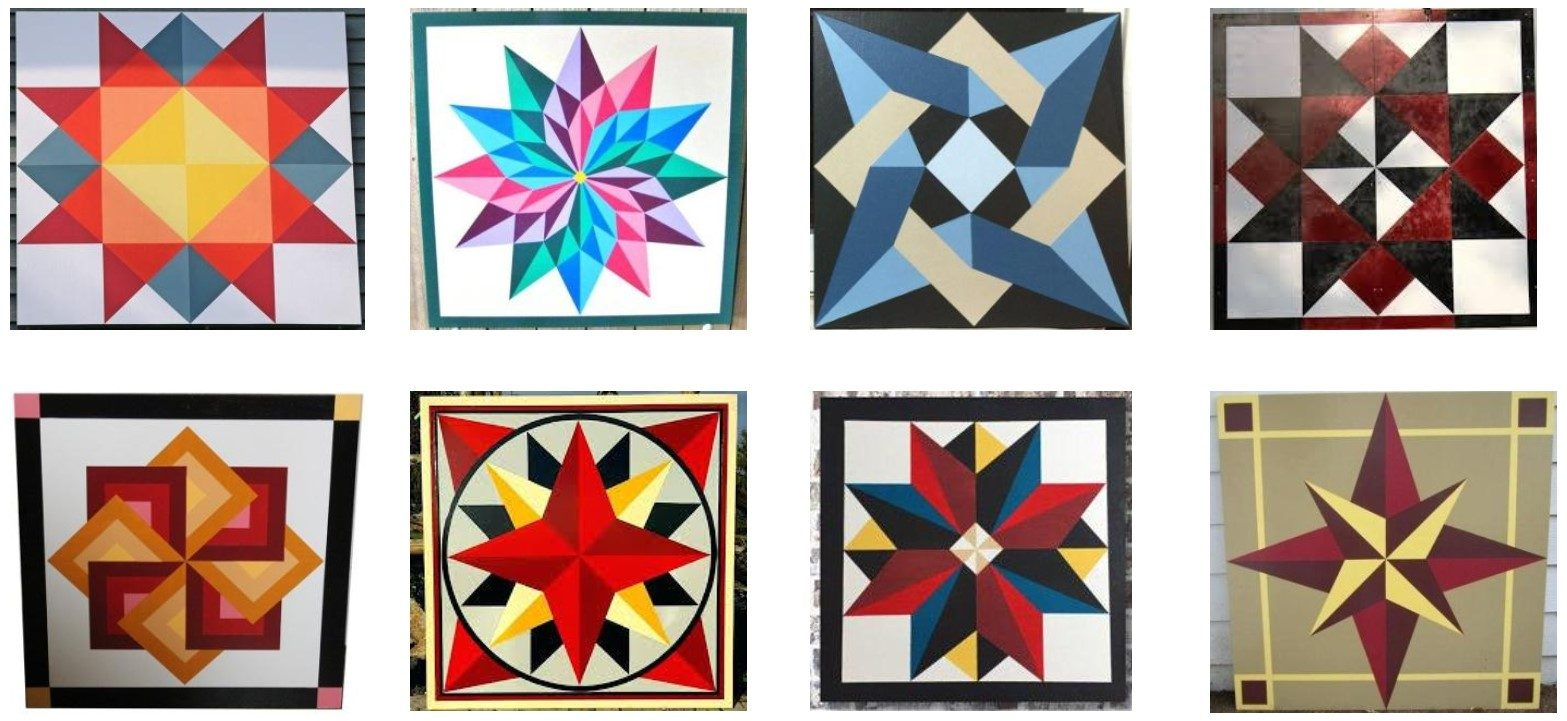 Choose The Barn Quilt Pattern