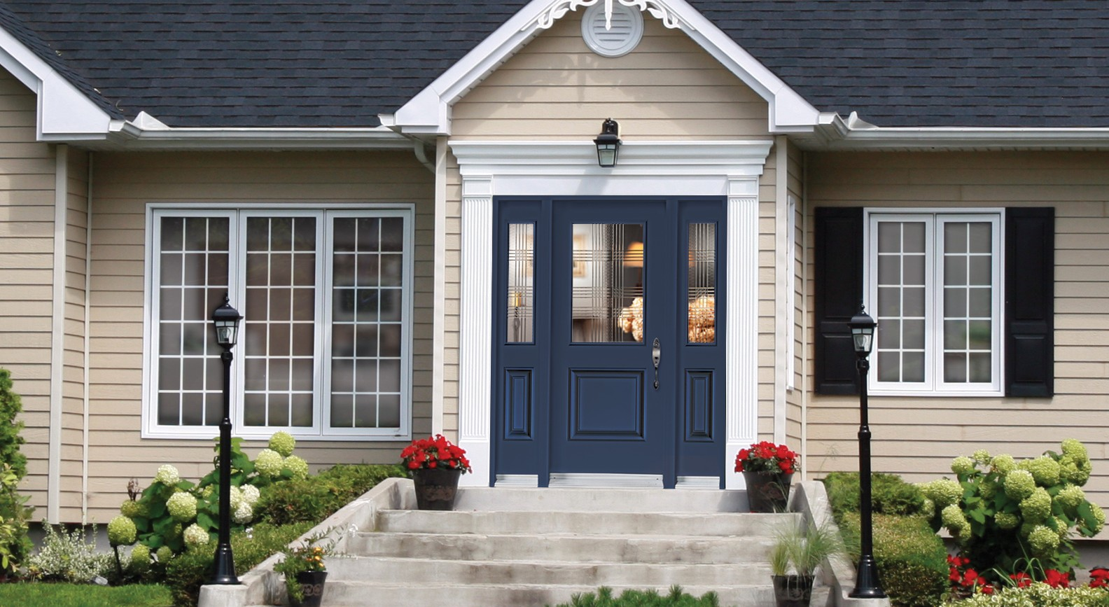 Beautiful Home Doors