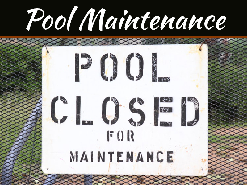 Beginner's Guide To Pool Maintenance