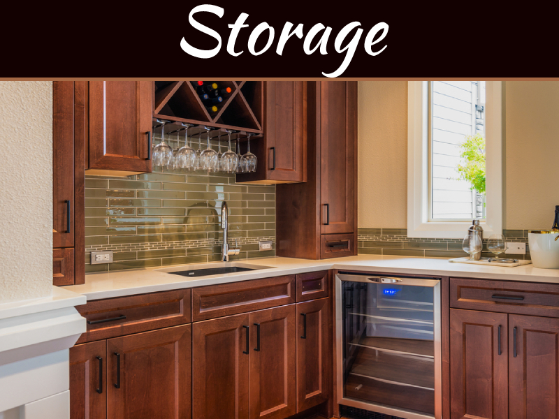 Creating Beautiful And Functional Storage In Your Home