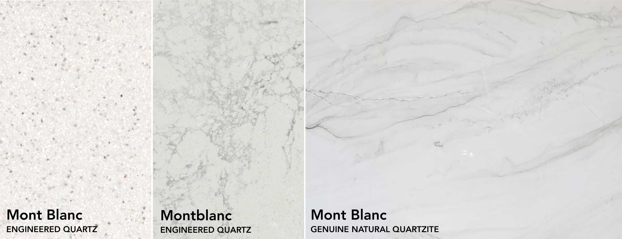 Differences Between Quartz And Other Natural Stones