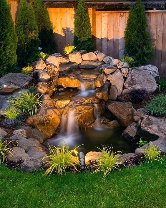 A Fountain For Backyard