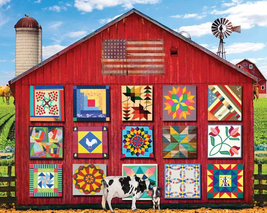 Hang Quilt On The Wall