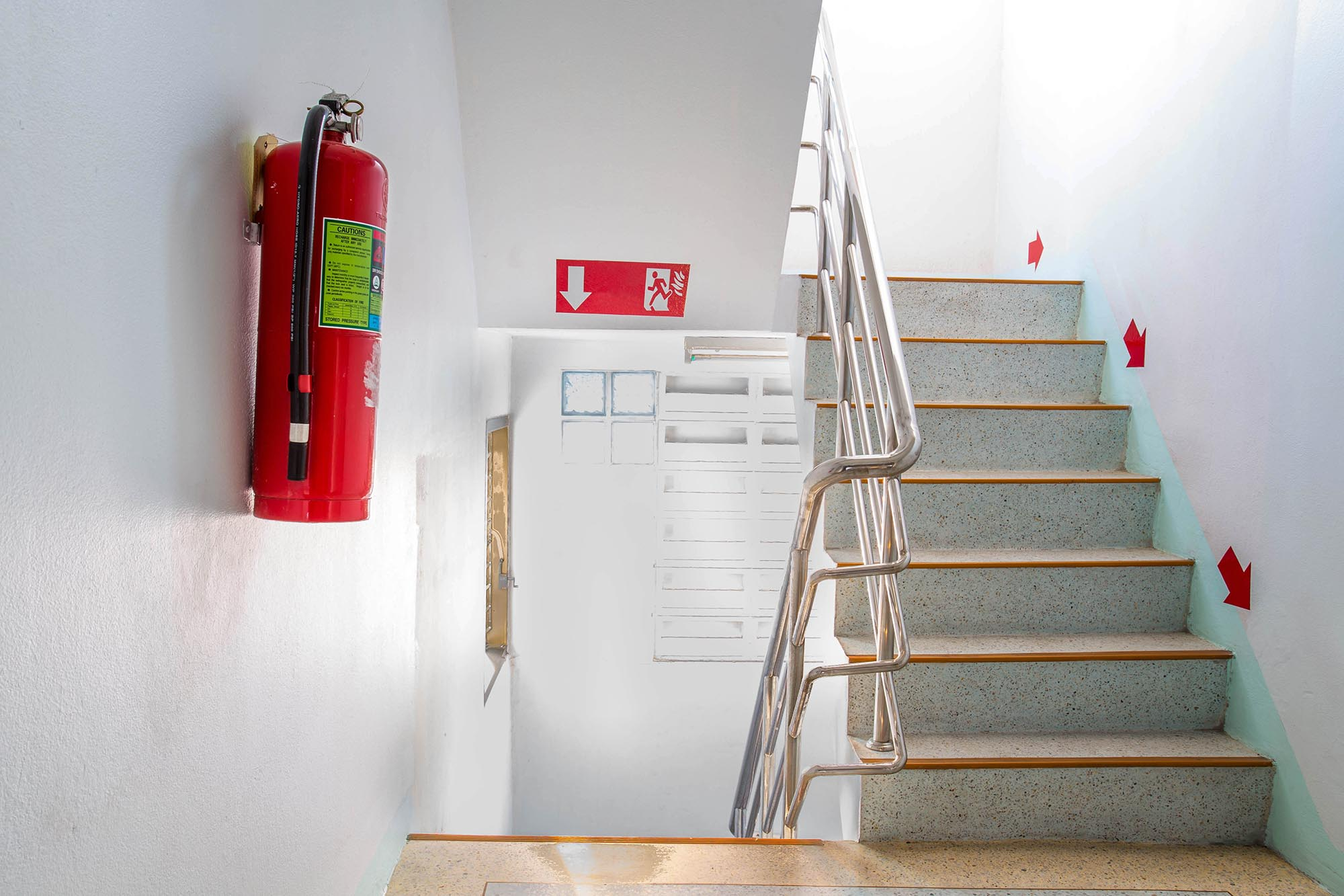 Safe Living Solutions for Stairways and Ladders