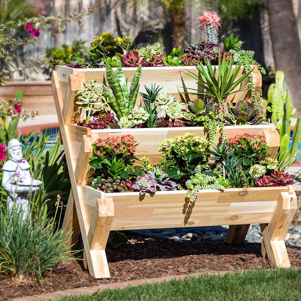 Planter Boxes