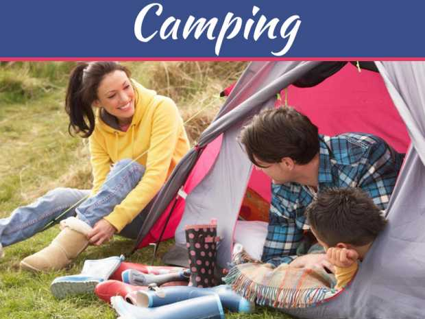 Get Up And Go Camping! A Quick Guide For The Camping