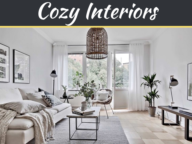 How To Add A Cozy Feel To Your Interiors