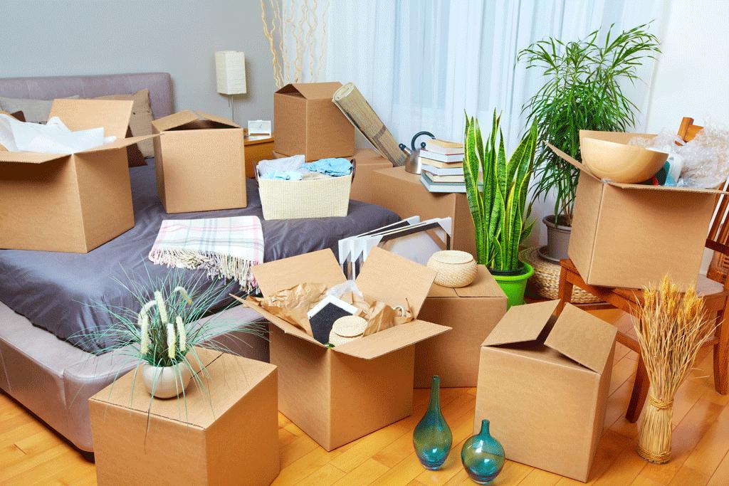 De-Cluttering The Home
