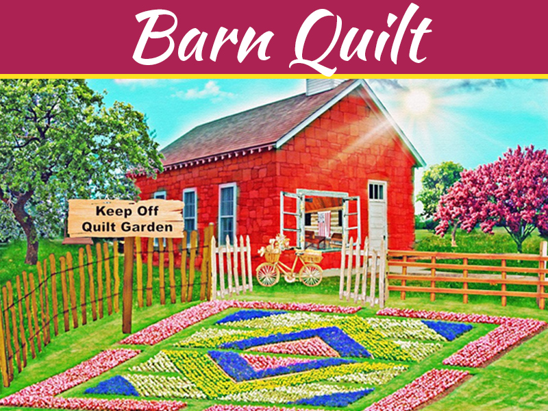 How To Paint A Barn Quilt – A Unique Decoration That Anyone Can Make