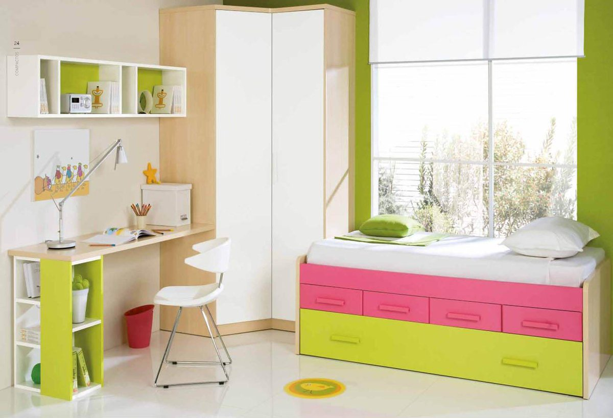 Simple Furniture For Kids Room