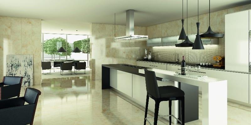 The Kitchen Tiles