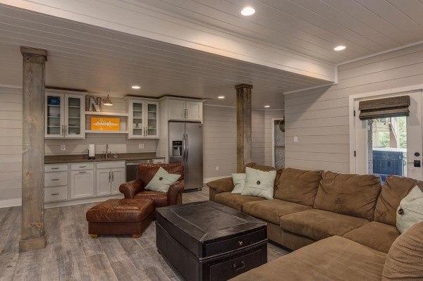 Basement Furniture Design Ideas
