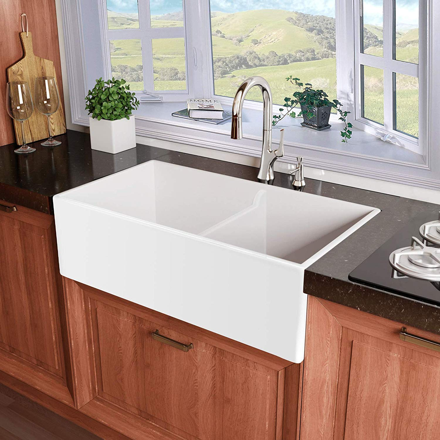 Miseno Kitchen Sink
